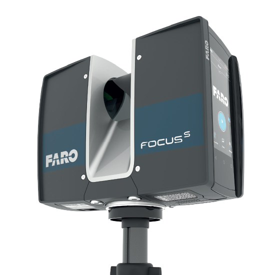 Faro Focus S150-350 Tech Sheet