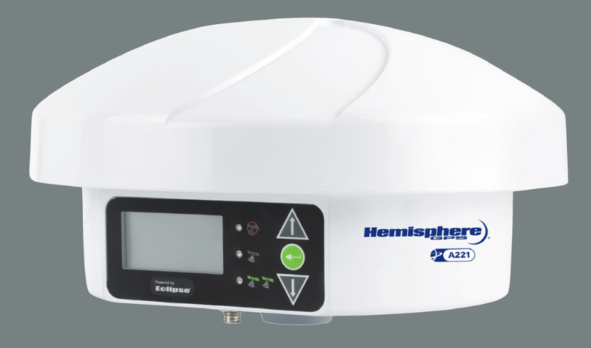 Hemisphere A221 User Guide