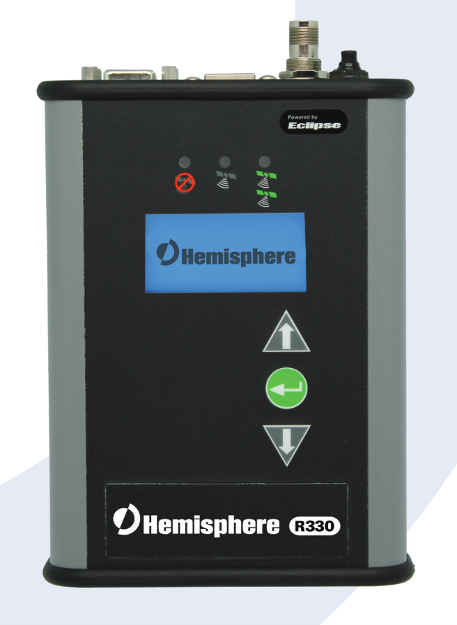 Hemisphere R330 User Guide
