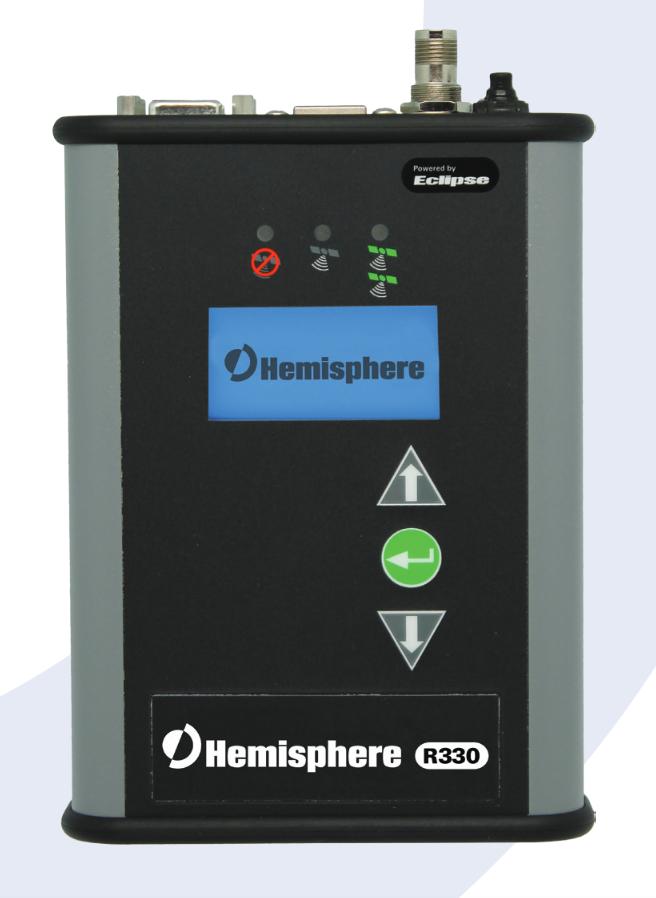 Hemisphere R330 User Guide