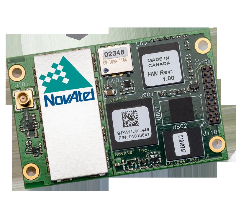 Novatel OEM6 Firmware Reference Manual