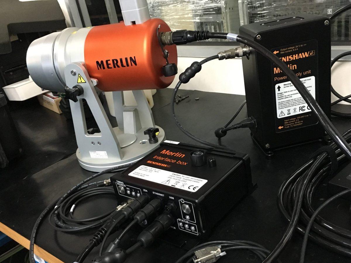 Renishaw Merlin Datasheet