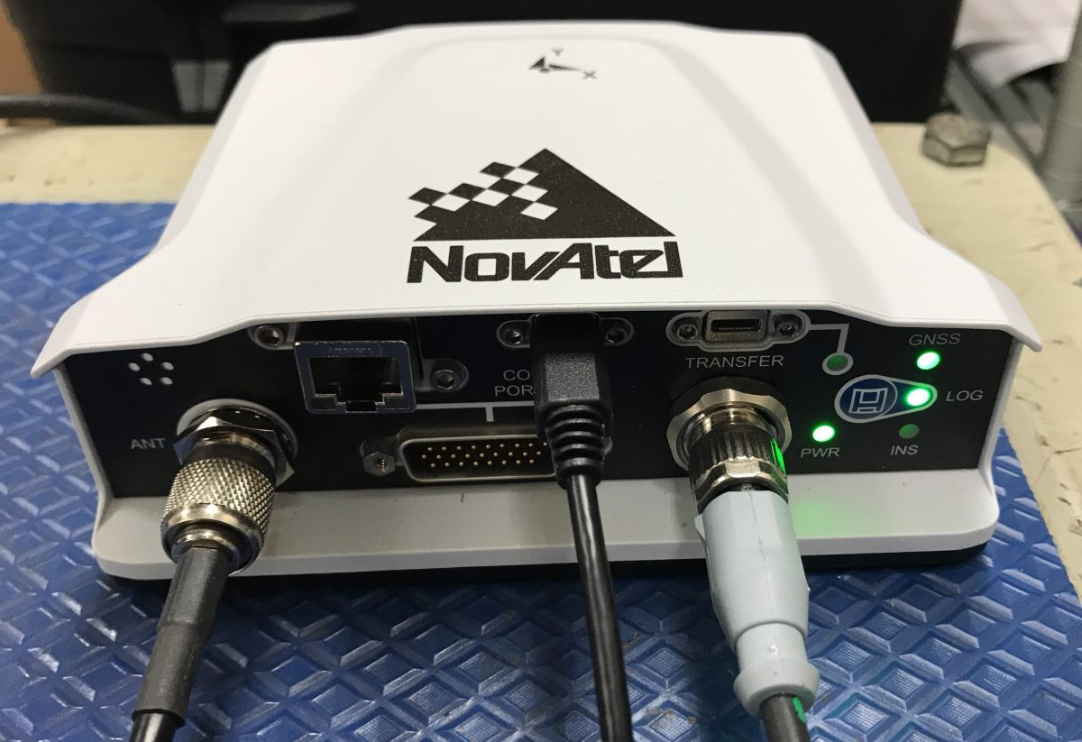 Novatel PwrPak7 Installation and Operation User Manual